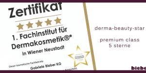 ZertifikatDermakosmetik